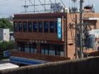 南海本線七道駅のホームからの写真。駅からも徒歩すぐです。