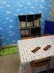小学生低学年の「わかば学習会」用スペース。本の読み聞かせ、そろばん学習などを楽しく行います!