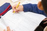 個別指導ブース 講師1人生徒2人の体制でお預かりしています。
