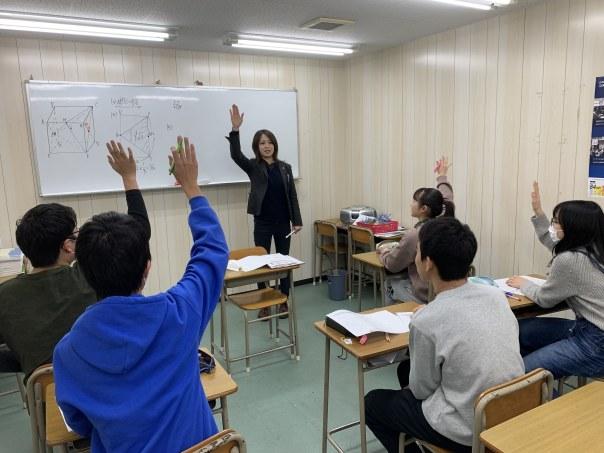 クラス指導の教室です